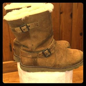 Uggs with thicker soles